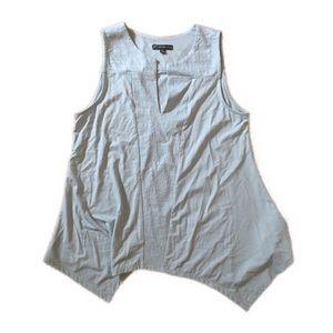Adrianna Papell sleeveless blouse